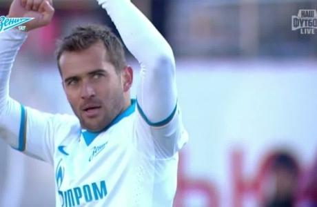 «Амкар» — «Зенит»: полный обзор матча