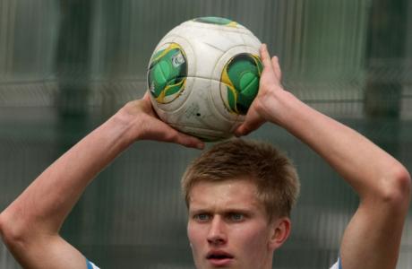 Первенство России среди молодежных команд «Анжи» — «Зенит»