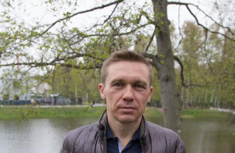 Александр Горшков, вошел в Аллею славы «Зенита»