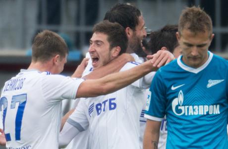 СОГАЗ-Чемпионат России 2013/2014, «Зенит» — «Динамо»