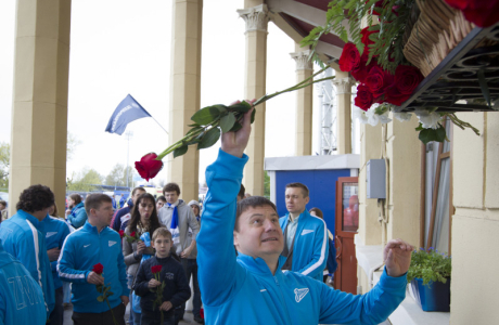 СОГАЗ-Чемпионата России 2013/2014 «Зенит» — «Динамо»