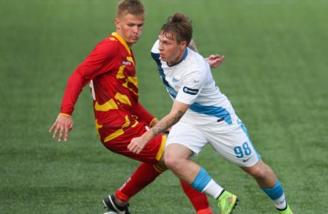 Первенство России среди молодежных команд: «Арсенал» — «Зенит»