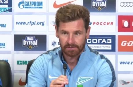 Пресс-конференция Андре Виллаш-Боаша после матча с «Уфой»