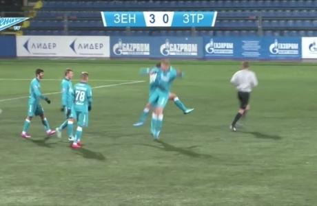 «Зенит»-2 — «Знамя Труда»: обзор матча