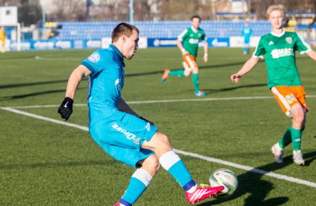 Первенство ПФЛ 2014/2015,«Зенит»-2 — «Домодедово»