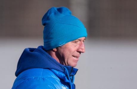 Открытая тренировка «Зенита» перед матчем ЦСКА — «Зенит»