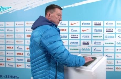 «Зенит-ТВ»: Михаил Бирюков вошел в клубную Аллею славы