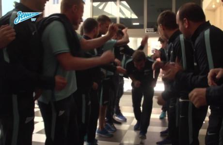 «Зенит-ТВ»: тоннель для Боаша и прогулка по Краснодару