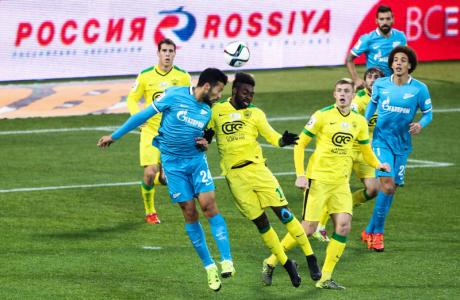 РОСГОССТРАХ-Чемпионат России 2015/16, «Зенит» — «Анжи»