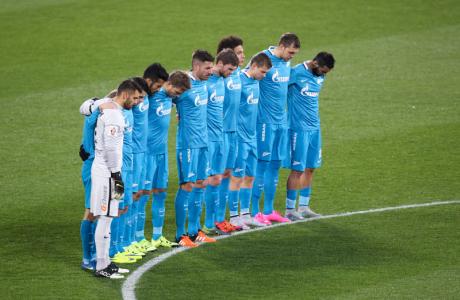 РОСГОССТРАХ-Чемпионат России 2015/16,  «Зенит» — «Мордовия»