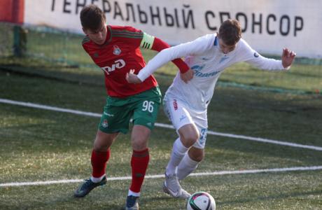 «Локомотив»-м — «Зенит»-м