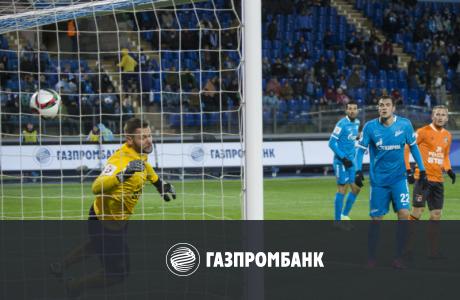 РОСГОССТРАХ-Чемпионат России 2015/16, «Зенит» — «Урал»