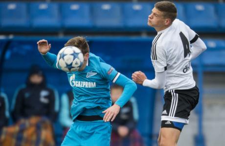 Юношеская Лига УЕФА «Зенит» — «Валенсия» 2015/16, 5-й тур группового этапа