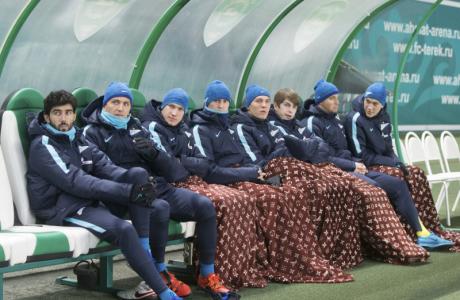РОСГОССТАХ Чемпионат России 2015/16, «Терек» — «Зенит»
