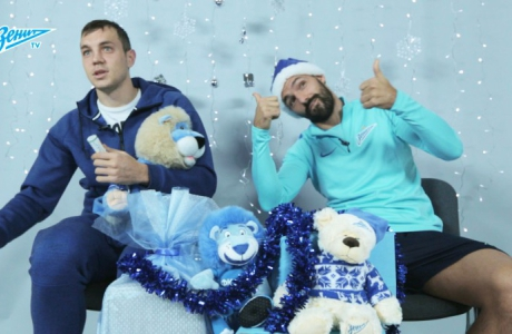 Новогодние дуэли на «Зенит-ТВ»: все что осталось за кадром