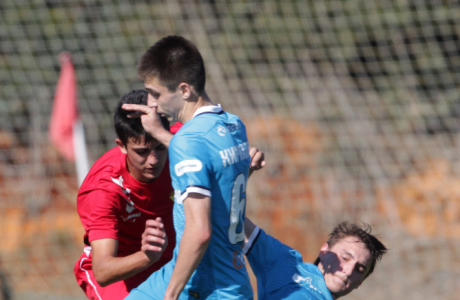 Товарищеский матч «Зенит»-м — «Кадис» U-19