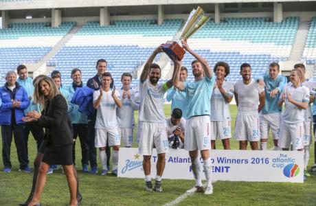Финал «Atlantic Cup»: «Зенит» — «Эребру»