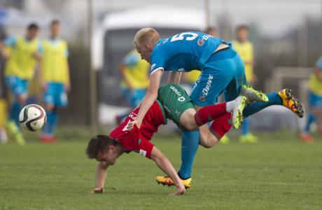Товарищеский матч на Кипре «Зенит»-м — «Локомотив»-м