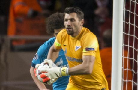 Лига Чемпионов УЕФА 2014/2015, «Монако» — «Зенит»