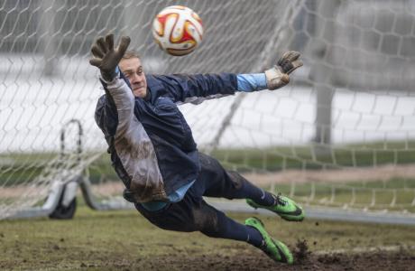 Открытая тренировка «Зенита» перед матчем Лиги Европы УЕФА, «Зенит» — ПСВ