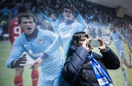 Экскурсия для школьников и студентов на стадион «Петровский»