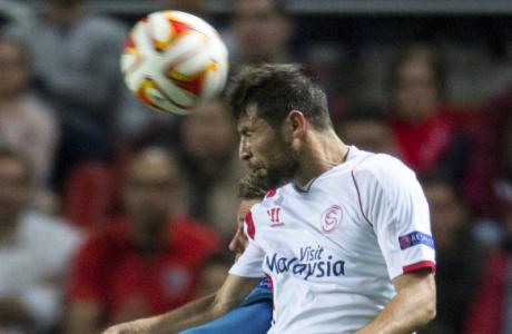 Лига Европы УЕФА, 1/4 финала, «Севилья» — «Зенит»