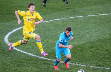 СОГАЗ-Чемпионат России 2014/2015, «Зенит» — «Ростов»