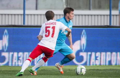 Первенство ПФЛ 2014/2015, «Зенит»-2 — «Спартак»-2