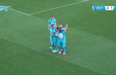 «Зенит»-2 — «Торпедо»(В): обзор матча