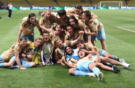 Суперкубок УЕФА — 2008. Зенит — Манчестер Юнайтед