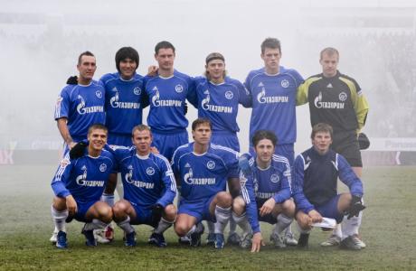 Вручение золотых медалей чемпионата России 2007<br />