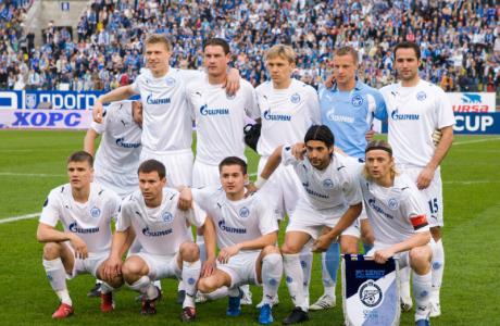 Финал Кубка Европы УЕФА 2007/2008, «Зенит» — «Бавария»
