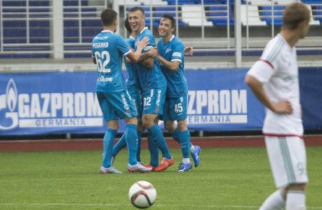 Первенство молодежных команд 2015/16, «Зенит» — «Терек»