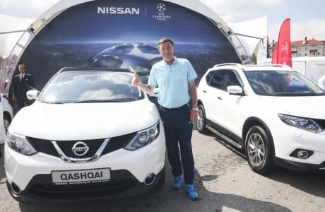 Фестиваль футбола: «Зенит» и Nissan в Уфе