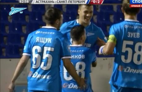«Волгарь» — «Зенит»-2: полный обзор матча