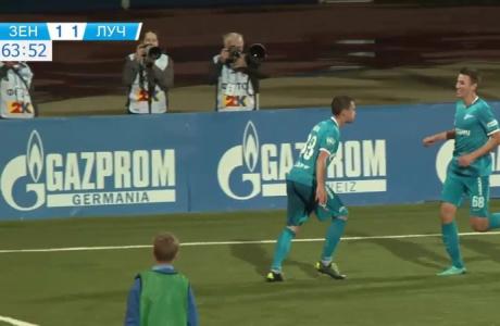 Обзор матча «Зенит»-2 — «Луч-Энергия»