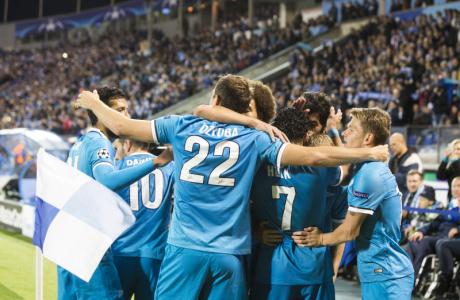 Лига Чемпионов УЕФА 2015/16, «Зенит» — «Гент»