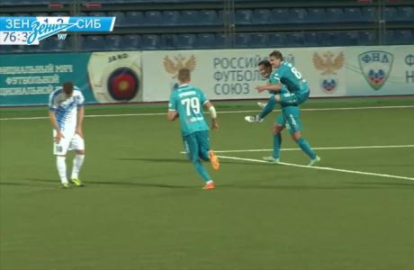 «Зенит»-2 — «Сибирь»: полный обзор матча