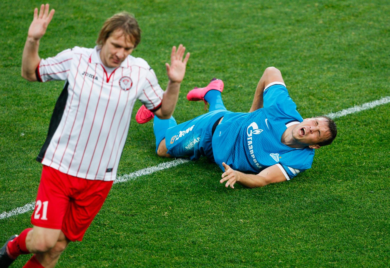 смешные фото российских футболистов рождения