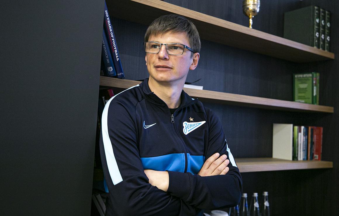 Андрей Аршавин: «Мы следили за Трощенковым и Саусем с самого начала ЮФЛ: они произвели на нас хорошее впечатление»