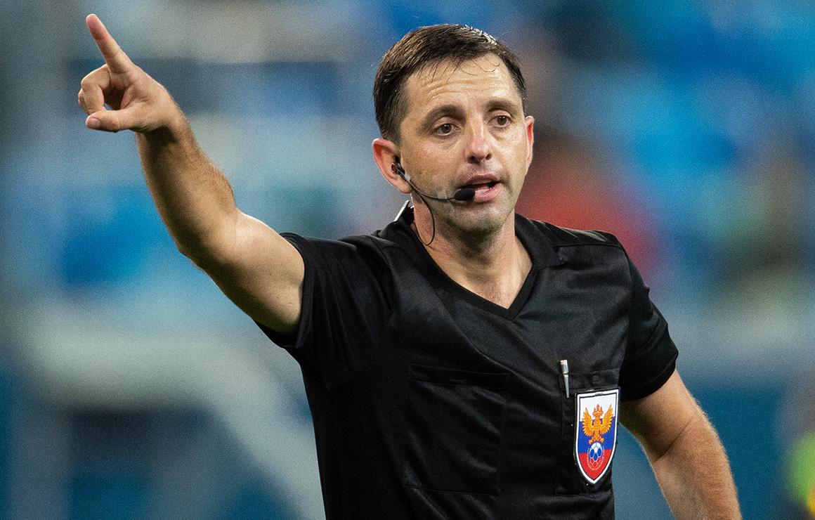 «Арсенал» — «Зенит»: матч обслужит бригада Павла Кукуяна