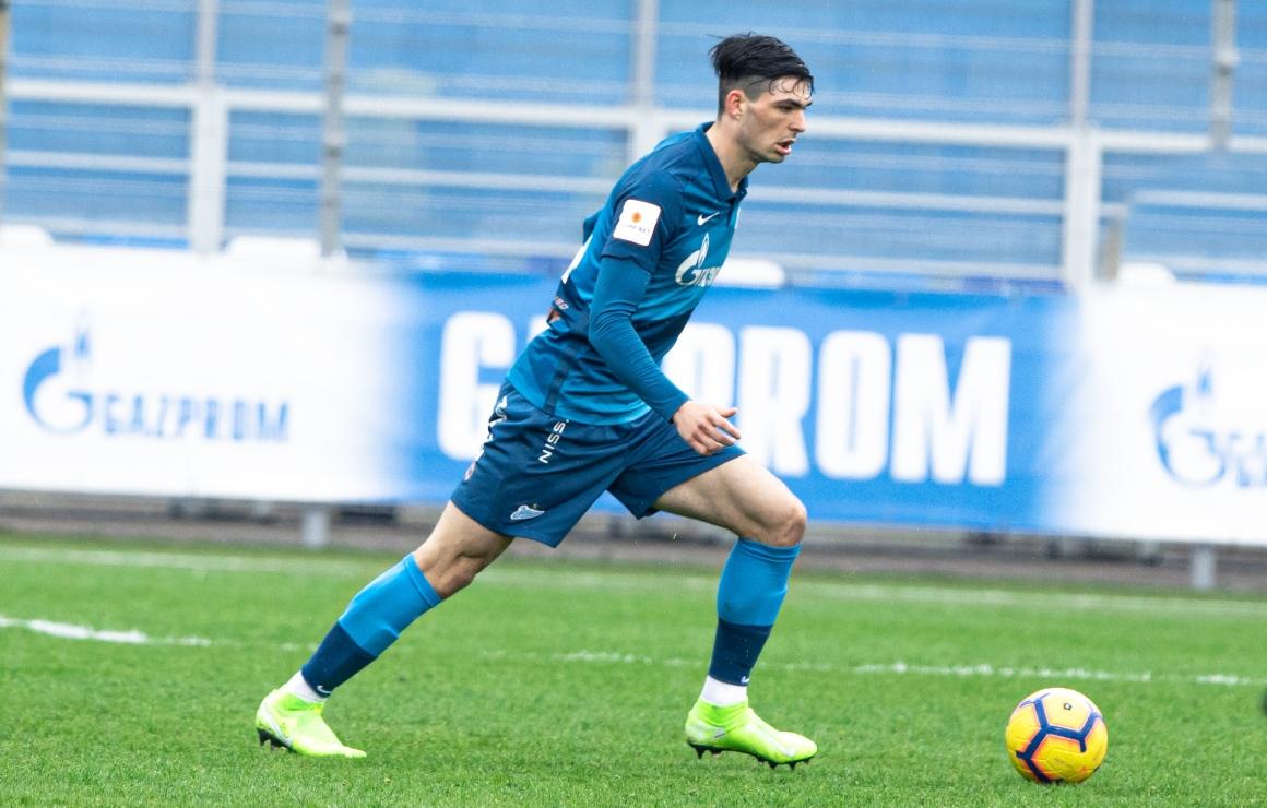 Саба Сазонов: «Надеюсь, сегодня сделал серьезную заявку на лучший гол июня»