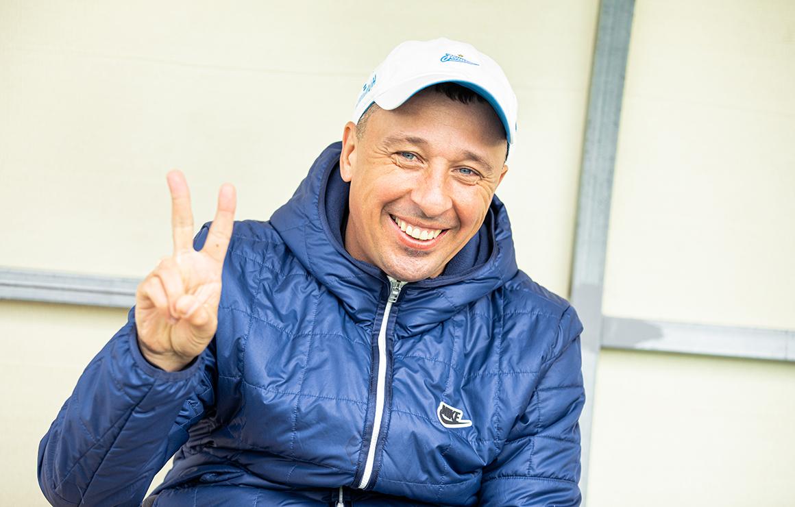 Анвер Конеев — о «Зените»-м, развитии молодежного футбола и ориентирах в европейских лигах