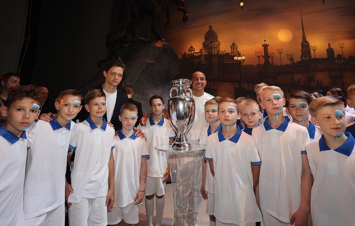 Команда «Газпром»-Академии приняла участие в балете к Евро-2020 насцене Мариинского театра