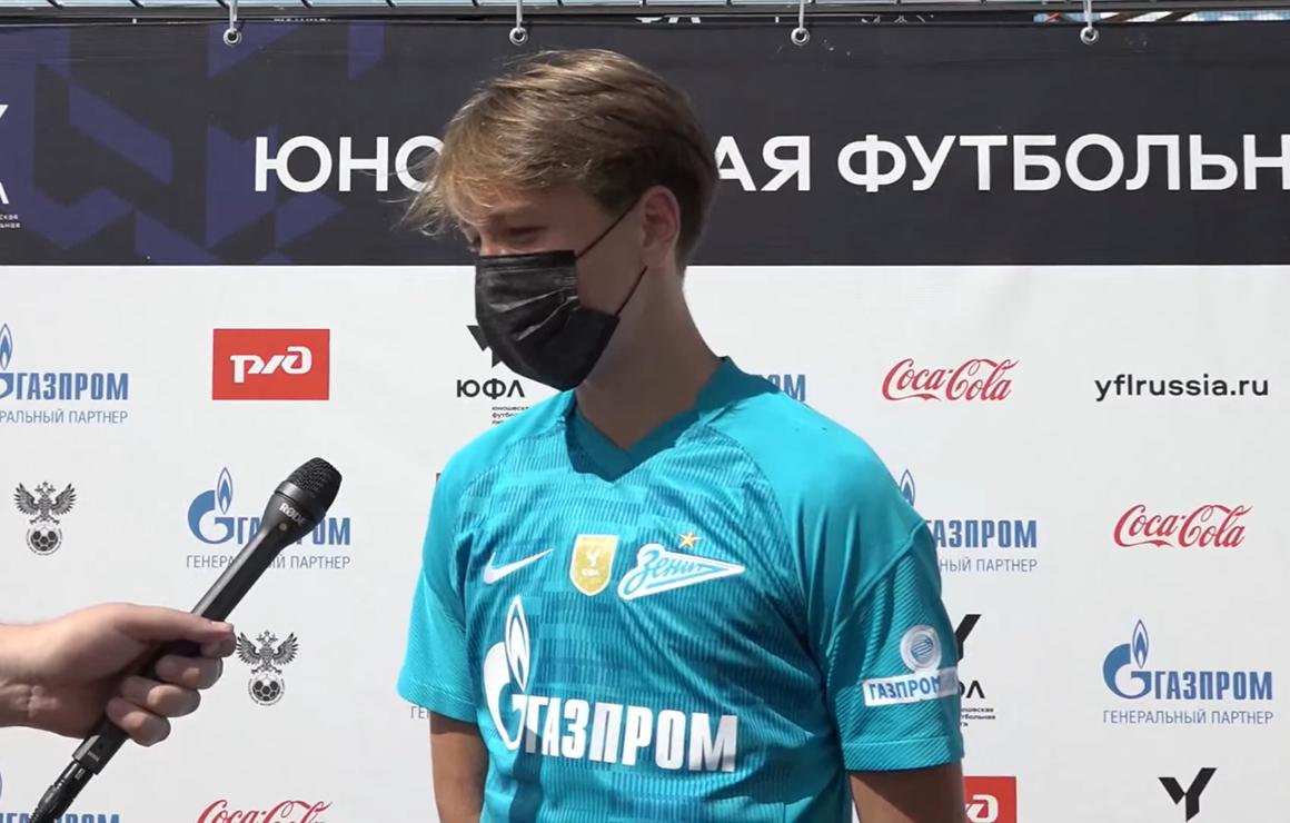 Илья Воронцов: «Во втором тайме нас выбил из колеи незабитый пенальти»