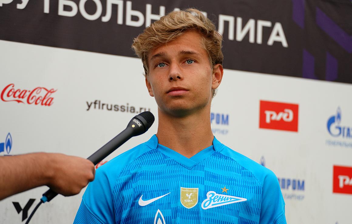 Иван Алфёров: «Мы много раз отыгрывались с 0:2, но сегодня это не получилось»