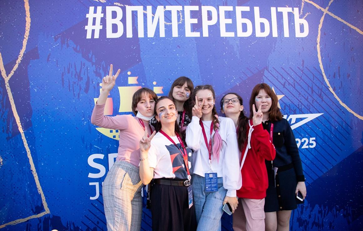 ПМЭФ-2021: «Зенит» принял участников юношеской секции