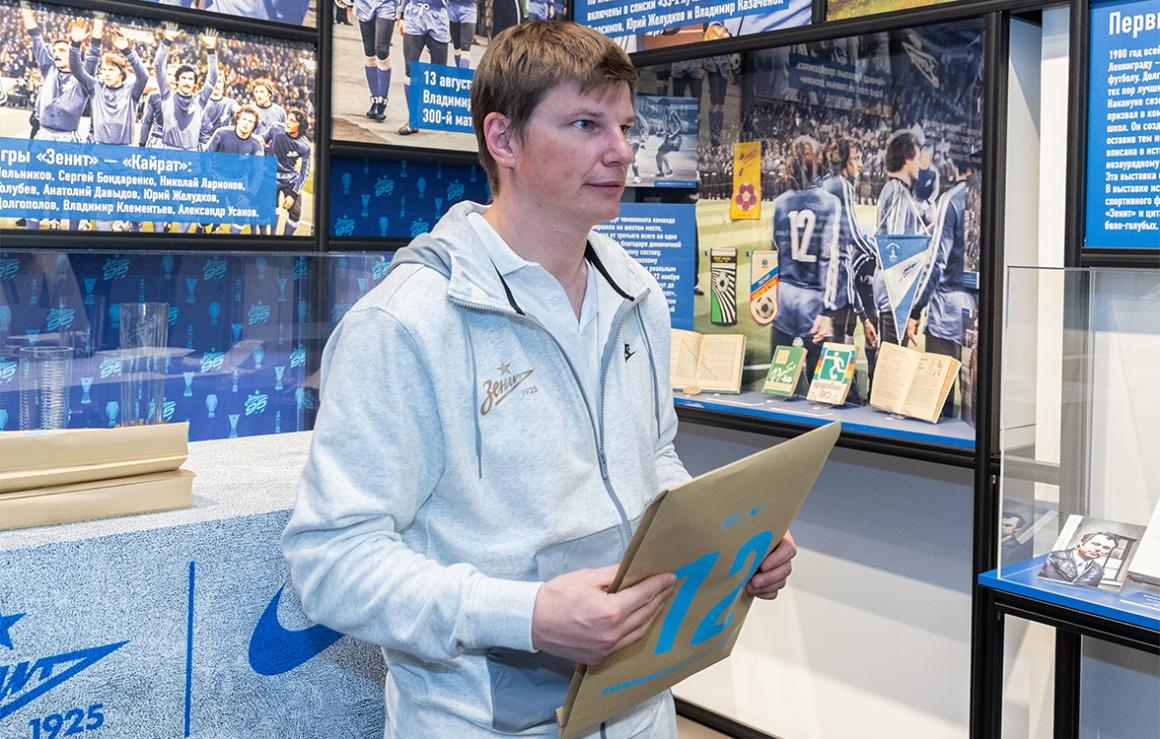 Андрей Аршавин: «Михайлов переходит на один сезон, но никаких ограничений для него и себя мы не ставим»